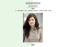 Myriam Wittlin preview