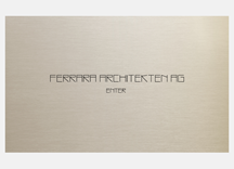 Ferrara Architekten preview