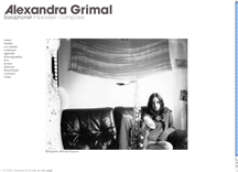 Alexandra Grimal preview