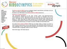 Bärner Kids Olympics preview